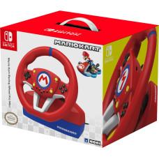 Руль гоночный HORI Mario Kart Pro для NS