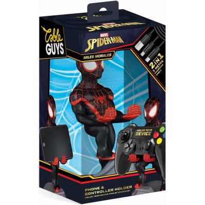 Держатель для телефона или контроллера Spider-man - Miles Morales (20 см)