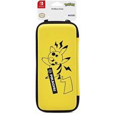 Чехол Hori Emboss для NS (Pikachu)