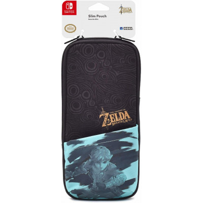 Чехол HORI Slim pouch для NS (Legend of Zelda: Breath of the Wild) NSW-168U
