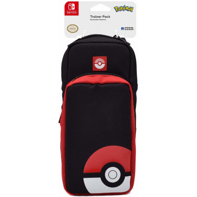 Сумка HORI Нательная Pokemon Trainer Pack для NS / NS Lite (Pokeball) NSW-170U