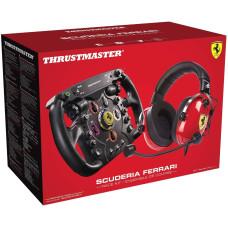 Гоночный комплект Scuderia Ferrari Race Kit для PS3 / PS4 / Xbox One / PC
