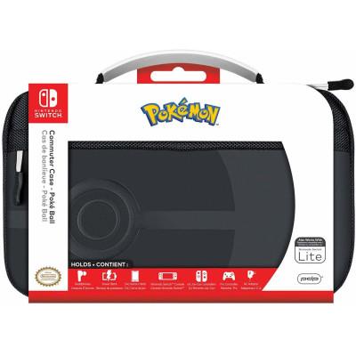 Чехол-сумка PDP Switch Pro Pokemon для NS / NS Lite (Poke Ball) 500-166-EU