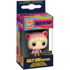 Брелок Birds of Prey - Pocket POP! - Harley Quinn (Broken Hearted) (Exc) (4 см)
