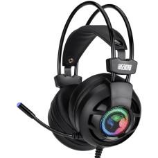 Гарнитура игровая Marvo звук 7.1 с подсветкой для PC