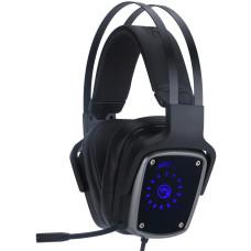 Гарнитура игровая Marvo USB звук 7.1 с подсветкой для PC (7 Colors Backlight)