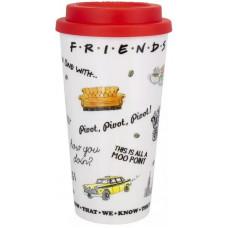 Стакан дорожный Friends - Central Perk (340 мл)