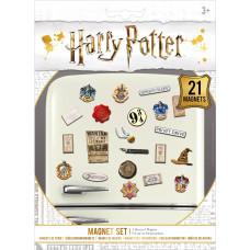 Набор магнитов Harry Potter - Wizardry (21 шт)