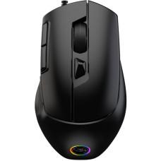Мышь игровая проводная Marvo M428BK с подсветкой RGB
