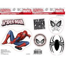 Набор наклеек Spider-Man