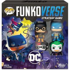 Настольная игра DC Comics - POP! Funkoverse - 100 Base Set