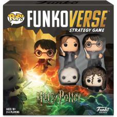 Настольная игра Harry Potter - POP! Funkoverse - 100 Base Set