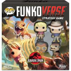 Настольная игра Jurassic Park - POP! Funkoverse - 100 Base Set