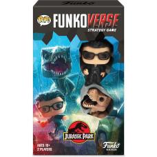 Настольная игра Jurassic Park - POP! Funkoverse - 101 Expandalone