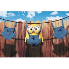 Постер Minions - Laundry (91.5x61 см)