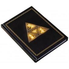 Записная книжка The Legend of Zelda - Triforce Light Up
