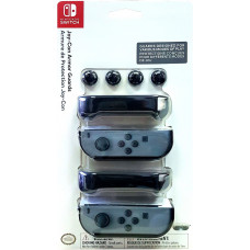 Набор накладок PDP Armor Guards для Joy-Con (black)