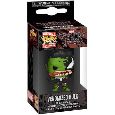 Брелок Funko Venom - Pocket POP! - Venomized Hulk 46461-PDQ (4 см)