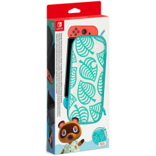 Чехол и защитная плёнка для NS (Animal Crossing: New Horizons)