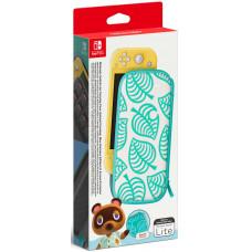 Чехол и защитная плёнка для NS Lite (Animal Crossing: New Horizons)