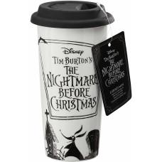 Стакан дорожный Nightmare Before Christmas - Time to Share & Scare (470 мл)