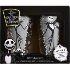 Набор стаканов Nightmare Before Christmas - Jack & Bones (473 мл)