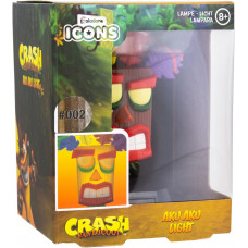 Светильник Crash Bandicoot - Icons - Aku Aku (3D Character Light)