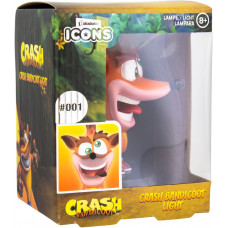 Светильник Crash Bandicoot - Icons - Crash Bandicoot (3D Character Light)