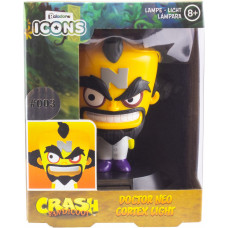 Светильник Crash Bandicoot - Icons - Doctor Neo Cortex (3D Character Light)