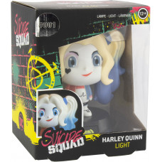 Светильник Suicide Squad - Icons - Harley Quinn (3D Character Light)