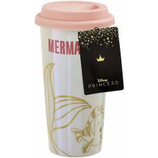 Стакан дорожный The Little Mermaid: Pearl Anniversary - Mermazing (470 мл)
