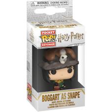 Брелок Harry Potter - Pocket POP! - Bogart as Snape (4 см)