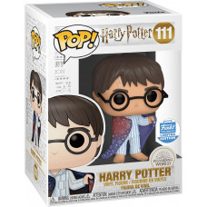 Фигурка Harry Potter - POP! - Harry Potter (with Invisibility Cloak) (Exc) (9.5 см)