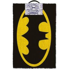 Коврик придверный DC Comics - Batman Logo Colour (40x60 см)