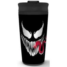 Термокружка Marvel Comics - Venom (Face) (450 мл)