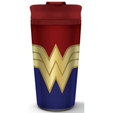 Термокружка Marvel Comics - Wonder Woman (Strong) (450 мл)