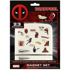 Набор магнитов Deadpool - Comic (23 шт)