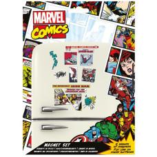 Набор магнитов Marvel Comics - Comic (23 шт)