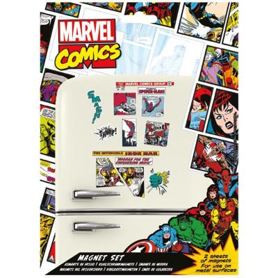 Набор магнитов Pyramid Marvel Comics - Comic (23 шт) MS65080