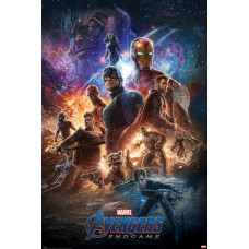 Постер Avengers: Endgame - From The Ashes (61x91.5 см)