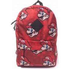 Рюкзак Super Mario - Mario Head (AOP)