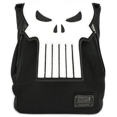 Рюкзак Loungefly Мини Punisher - Skull Logo MVBK0088