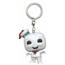 Брелок Ghostbusters - Pocket POP! - Stay Puft (Glows in the Dark) (Exc) (4 см)