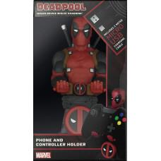 Держатель для телефона или контроллера Deadpool - Deadpool (Plinth) (20 см)