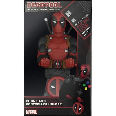 Держатель Exquisite Gaming для телефона или контроллера Deadpool - Deadpool (Plinth) (20 см)