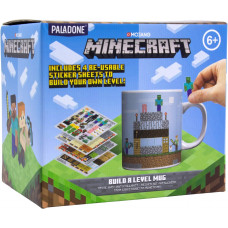 Кружка Minecraft - Build a Level (325 мл)