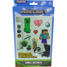 Набор наклеек Minecraft - Wall Decals (20 шт)