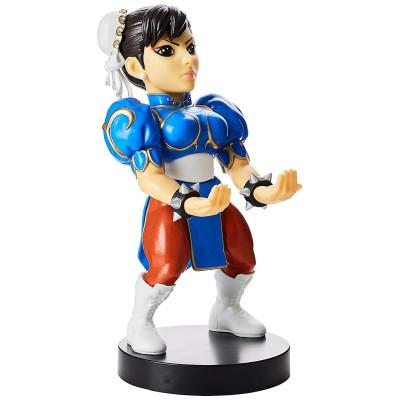 Держатель Exquisite Gaming для телефона или контроллера Street Fighter - Chun-Li (20 см)