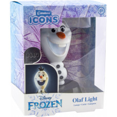 Светильник Frozen - Icons - Olaf (3D Character Light)