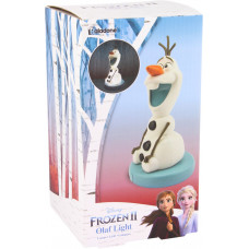 Светильник Frozen 2 - Olaf (3D Character Light)